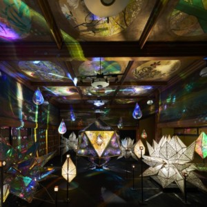 【Hotel's News】ホテル雅叙園東京 夏を涼しく艶やかに彩るアートイルミネーション『和のあかり×百段階段2018 ~日本の色彩、日本のかたち~』開催中