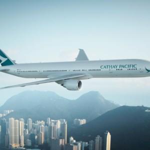 【Asian Journey2-15】香港と日本を繋ぐ翼 プレミアムエアライン、キャセイパシフィック1