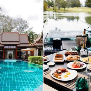 【Memorable Hotel1-5】ダブルプール・ヴィラで過ごす最上級の休日 by バンヤンツリー・プーケット