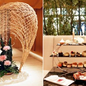 """【Asian Journey3-7】日本流のおもてなしと『和菓子 マカオ ハイティー セット』で""""なごみ""""のひと時 ホテルオークラマカオ"""