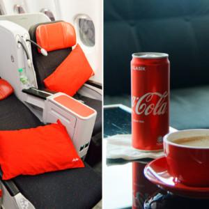 【Asian Journey4-2】マレーシアを存分に楽しめるエアアジアX D7 523便で目指すクアラルンプール