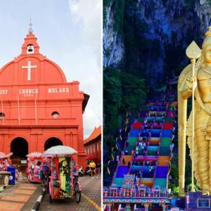 【Asian Journey4-1】Introduction 大人が旅する初めてのマレーシア 5泊6日のマラッカ&クアラルンプール