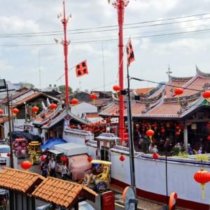 【Asian Journey4-6】2泊目、3泊目にめぐりたい 歴史を紡ぐ世界遺産、マラッカ