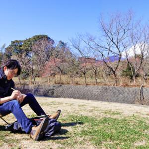 【旅する製硯師Ⅰ- 後編】藤乃煌でグランピングと自然美に感動 製硯師・青栁貴史さん